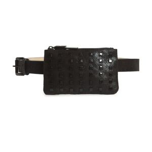 Steve Madden Studded Belt Bag